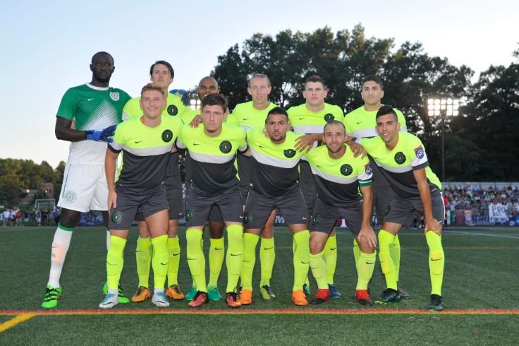 NPSL 2018 - FC Motown v Miami FC